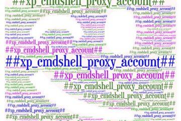 xp_cmdshell_proxy_account